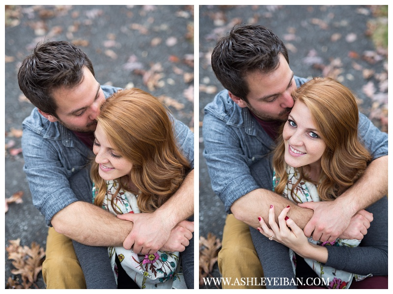 Lynchburg, Virginia Engagement Photographer || Central VA Wedding and Portrait Photographer || Ashley Eiban Photography || www.ashleyeiban.com