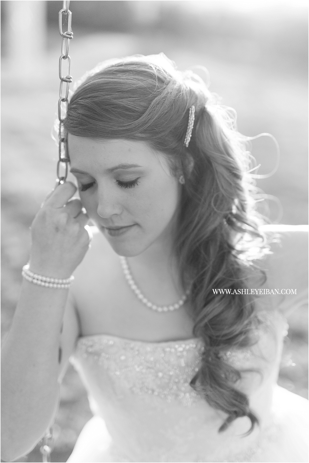 elizabeth's bridal portraits: lynchburg, virginia wedding