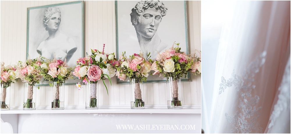 Wedding at The Trivium || Lynchburg Wedding Photographer || Central Virginia Wedding Photographer || Ashley Eiban Photography || www.ashleyeiban.com