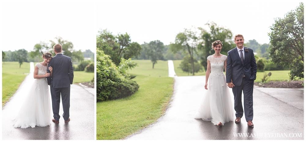 Lynchburg Wedding Photographer || Backyard Wedding || Ashley Eiban Photography || www.ashleyeiban.com
