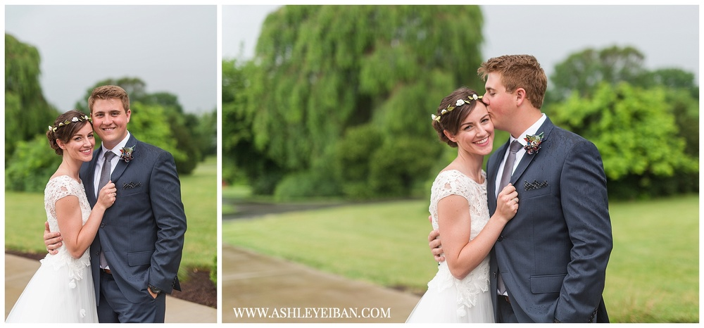 Lynchburg Wedding Photographer || Backyard Wedding || Ashley Eiban Photography || www.ashleyeiban.com