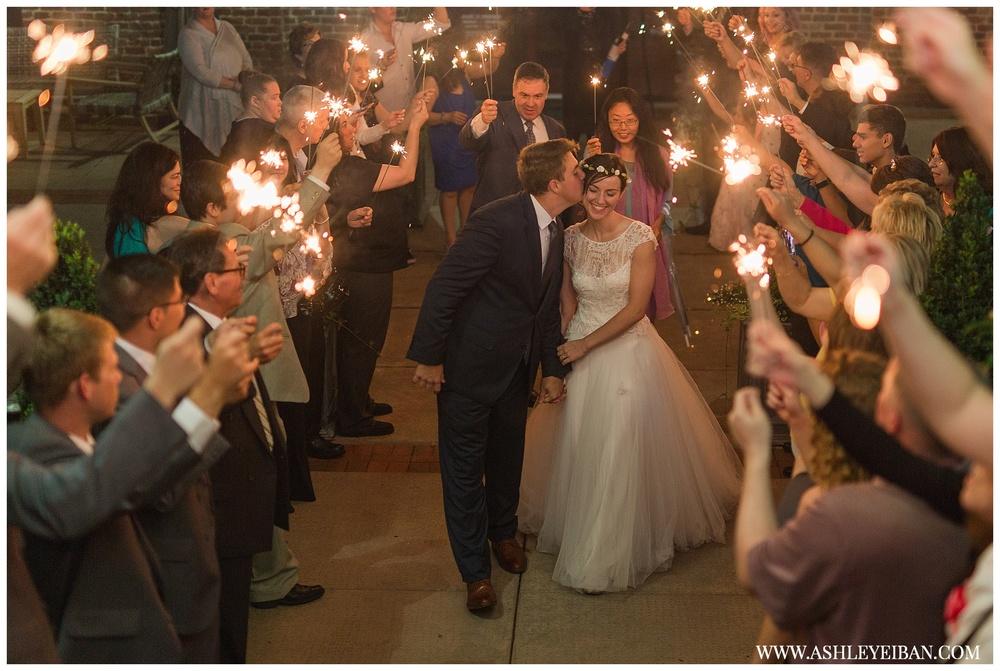 Lynchburg Wedding Photographer || Backyard Virginia Wedding || Craddock Terry Wedding || Ashley Eiban Photography || www.ashleyeiban.com