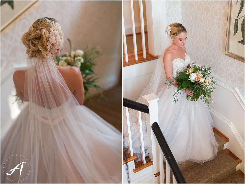Elegant Blush Wedding at the Trivium Estates in Forest Virginia || Central Virginia Wedding Photographer || Ashley Eiban Photography || www.ashleyeiban.com