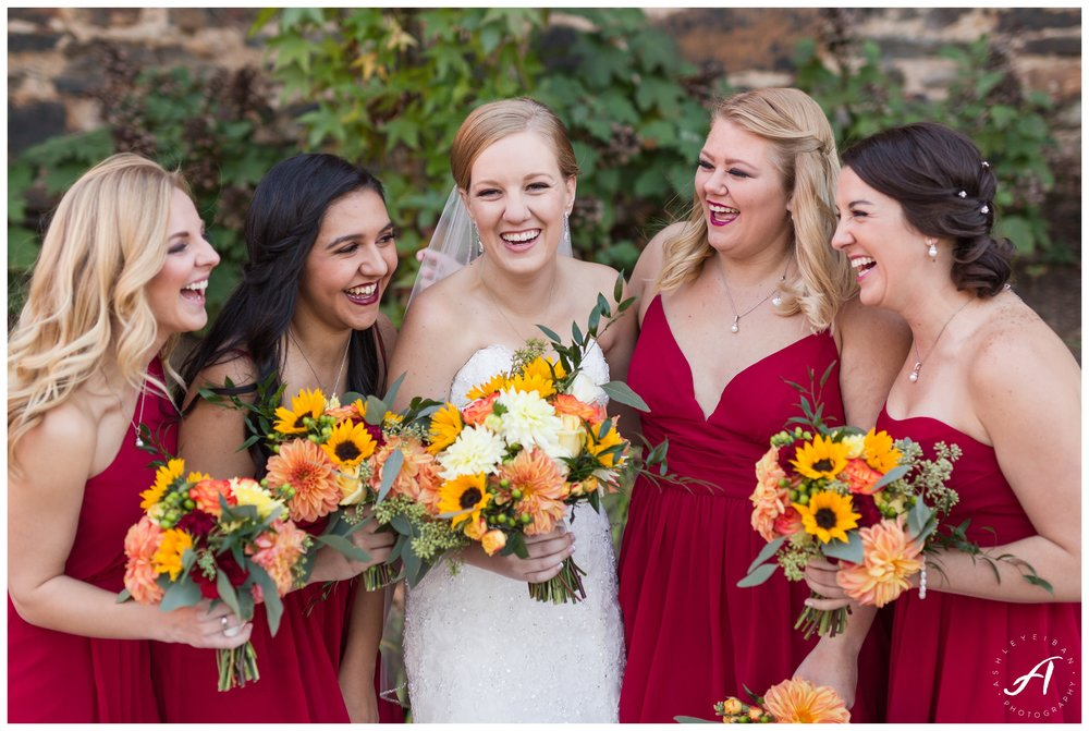 Craddock Terry Wedding in Downtown Lynchburg, Virginia || Central VA Wedding Photographer || Fall Wedding in the Blue Ridge Mountains