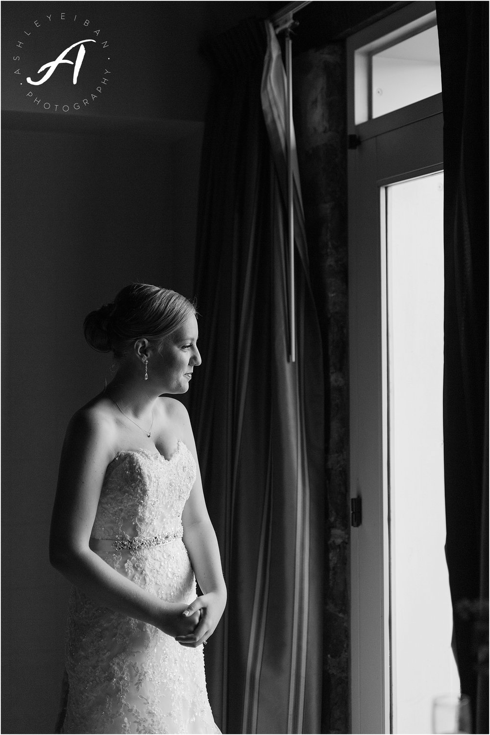 Craddock Terry Wedding in Downtown Lynchburg || Charlottesville Wedding Photographer || www.ashleyeiban.com