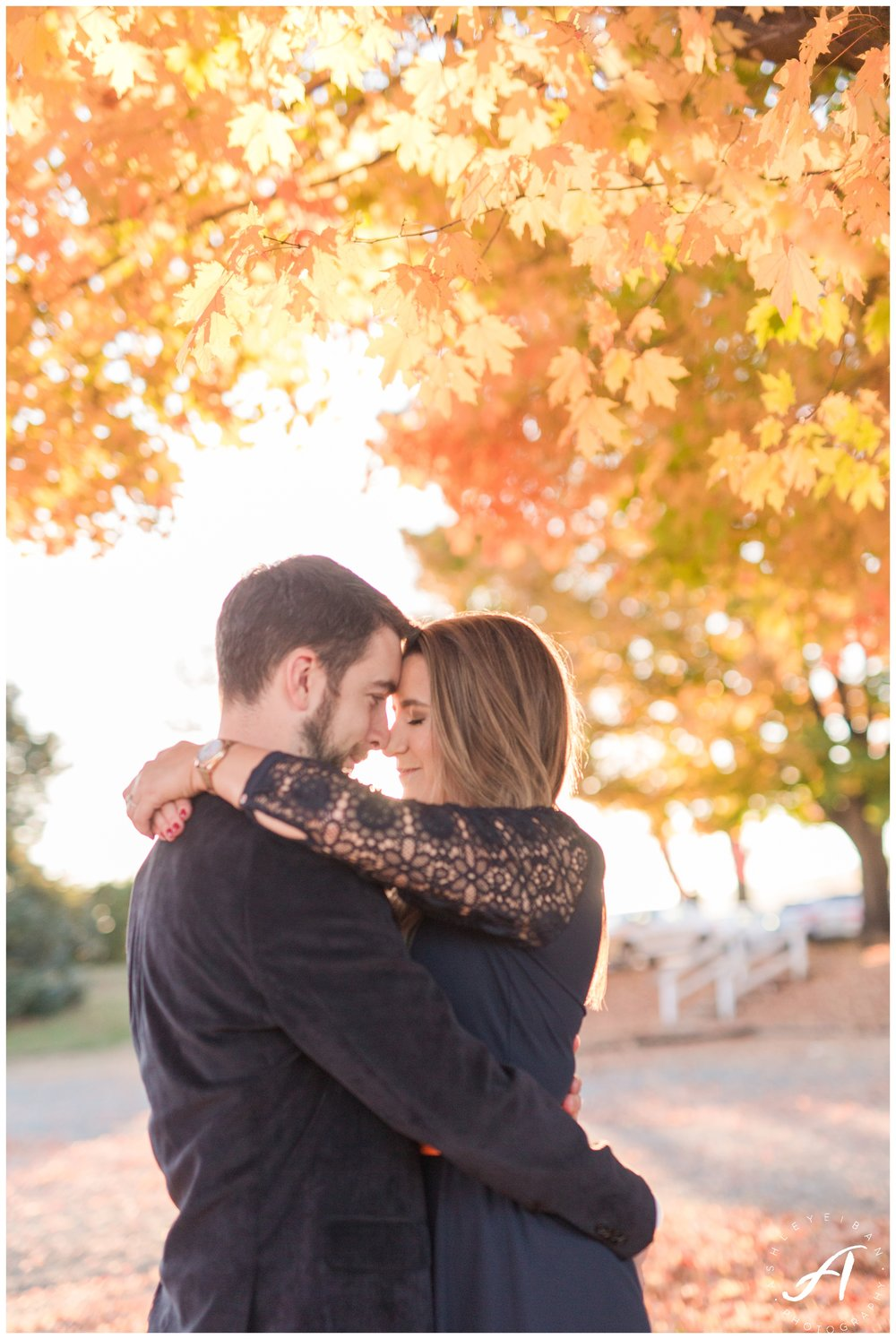 Ashlawn-Highland Engagement Session || Charlottesville Wedding and Engagement photographer || Central Virginia Fall Photos ||  www.ashleyeiban.com