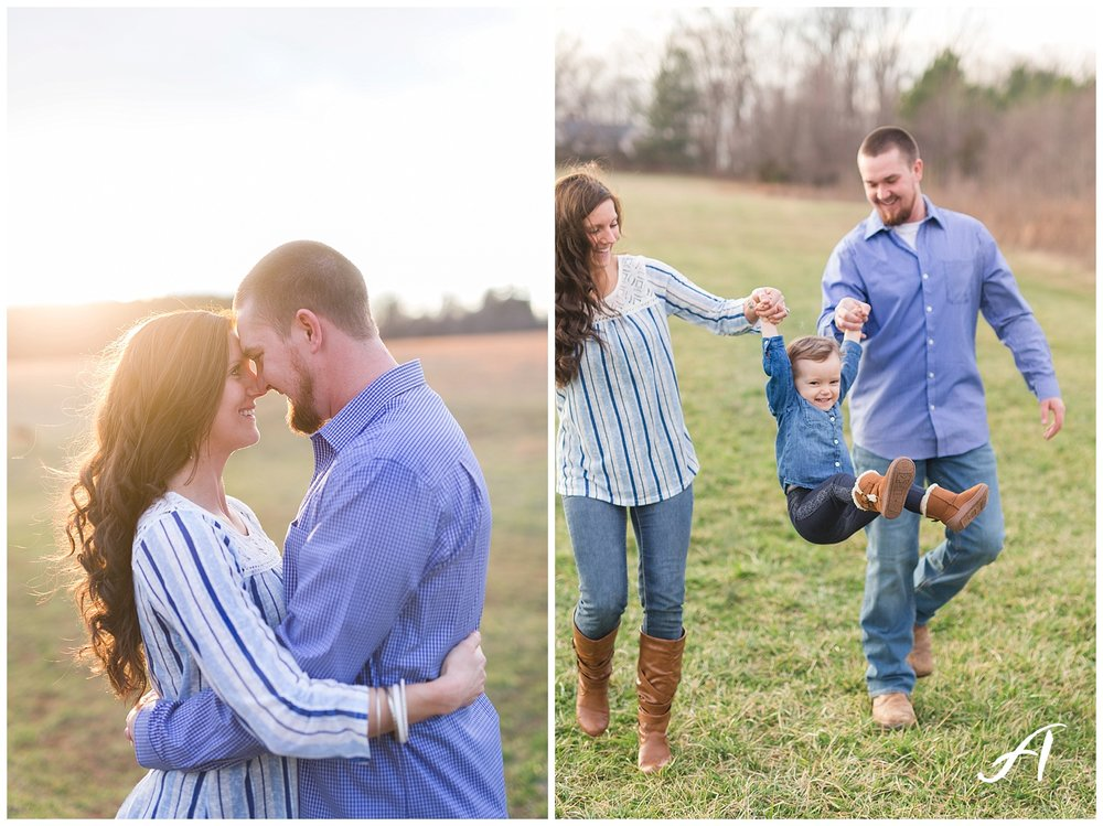 Lynchburg Virginia Wedding and Engagement Session || Charlottesville Wedding Photographer || Ashley Eiban Photography || www.ashleyeiban.com