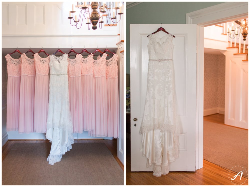 Spring Trivium Estate Wedding || blush and navy wedding || Ashley Eiban Photography || www.ashleyeiban.com