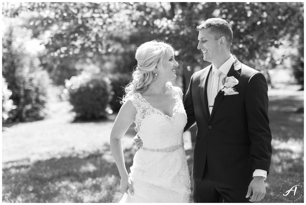 First Look moments || Spring Trivium Estate Wedding || blush and navy wedding || Ashley Eiban Photography || www.ashleyeiban.com