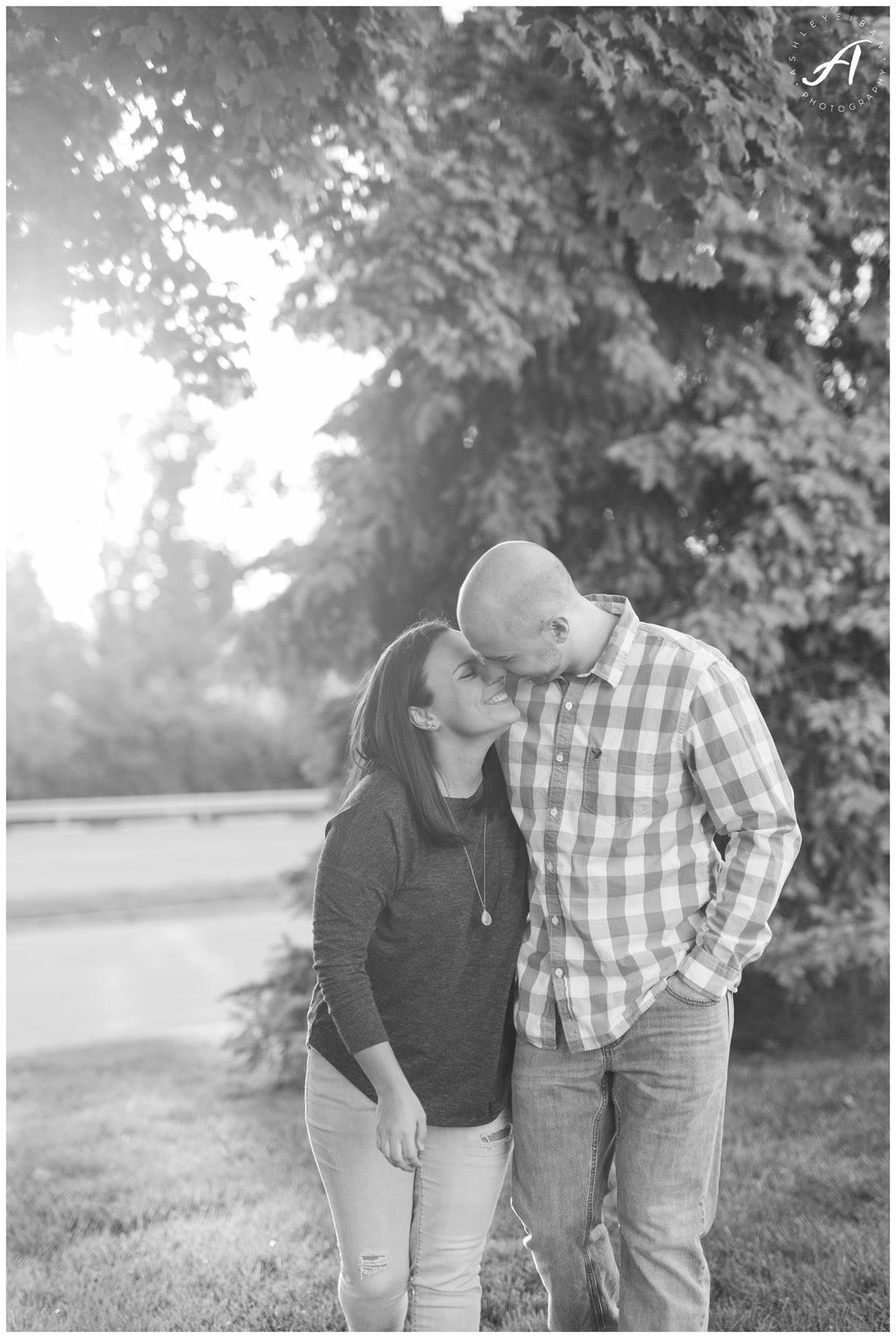 Roanoke and Lynchburg Virginia Wedding and Engagement Photographer || Ashley Eiban Photography || www.ashleyeiban.com