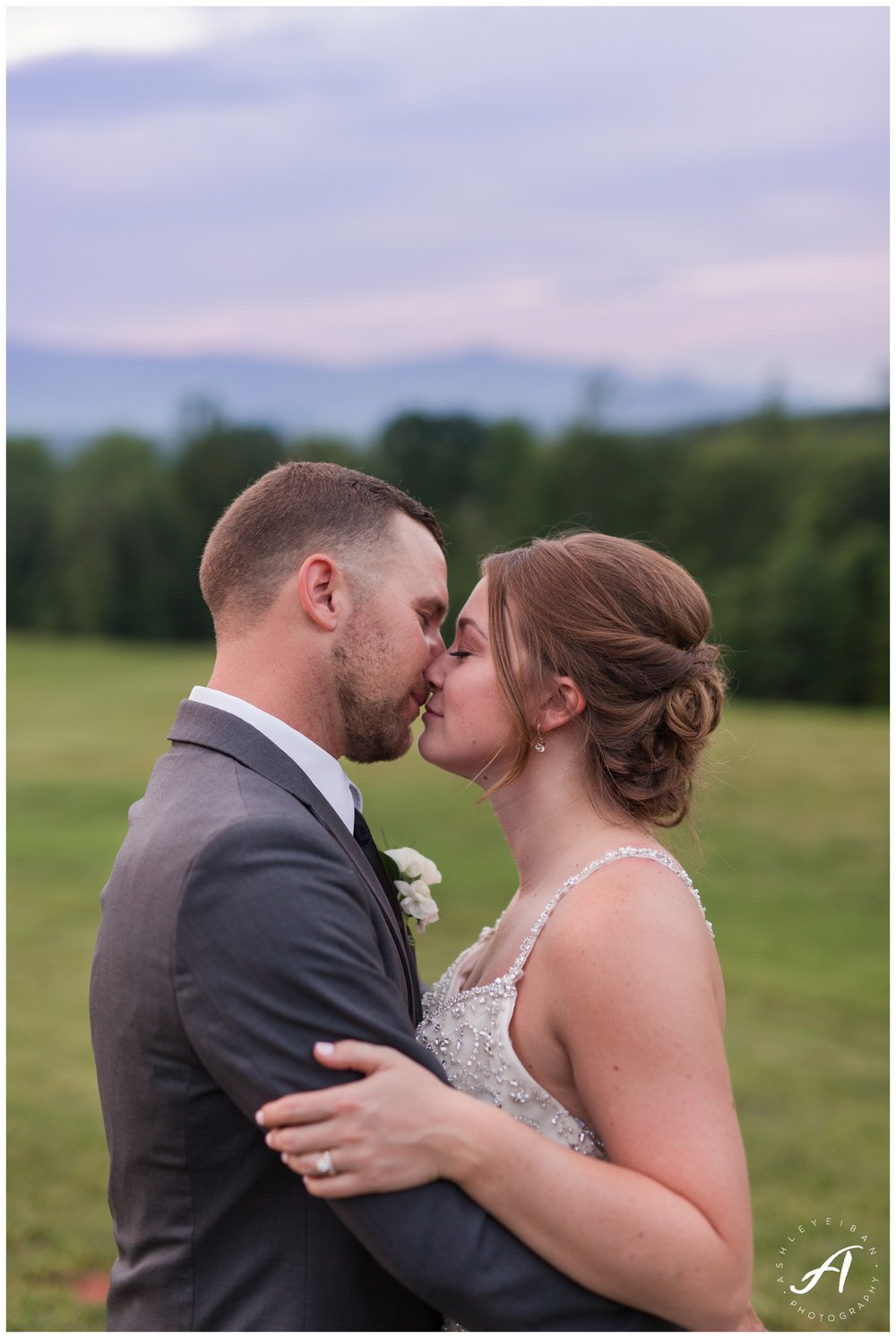 Mountain View Wedding at Sierra Vista in Central Virginia || Ashley Eiban Photography || www.ashleyeiban.com