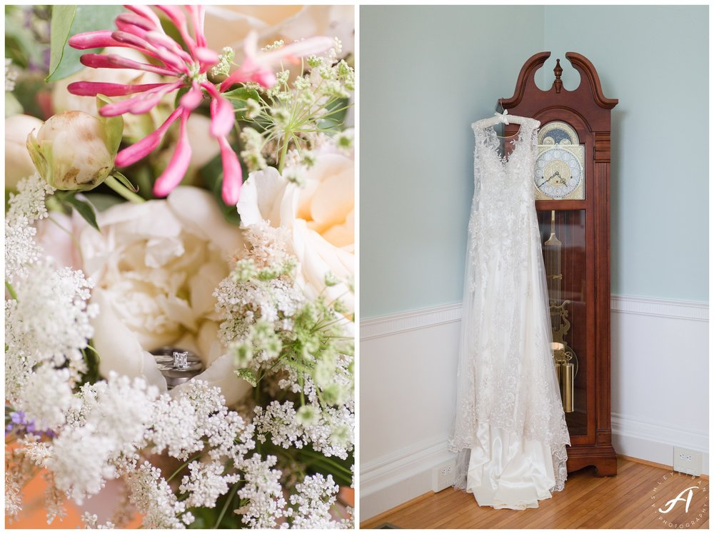 Charlottesville and Lynchburg Wedding Photographer || Trivium Estate Wedding || www.ashleyeiban.com