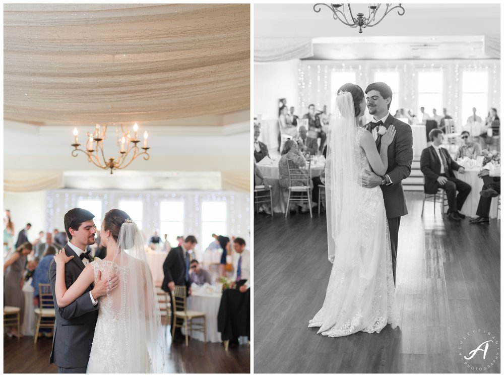 Charlottesville and Lynchburg Wedding Photographer || The Trivium Estate Wedding || www.ashleyeiban.com