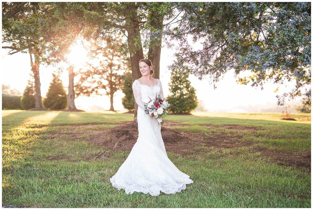 Charlottesville and Lynchburg Wedding Photographer || Fall Trivium Estate Wedding || Ashley Eiban Photography || www.ashleyeiban.com