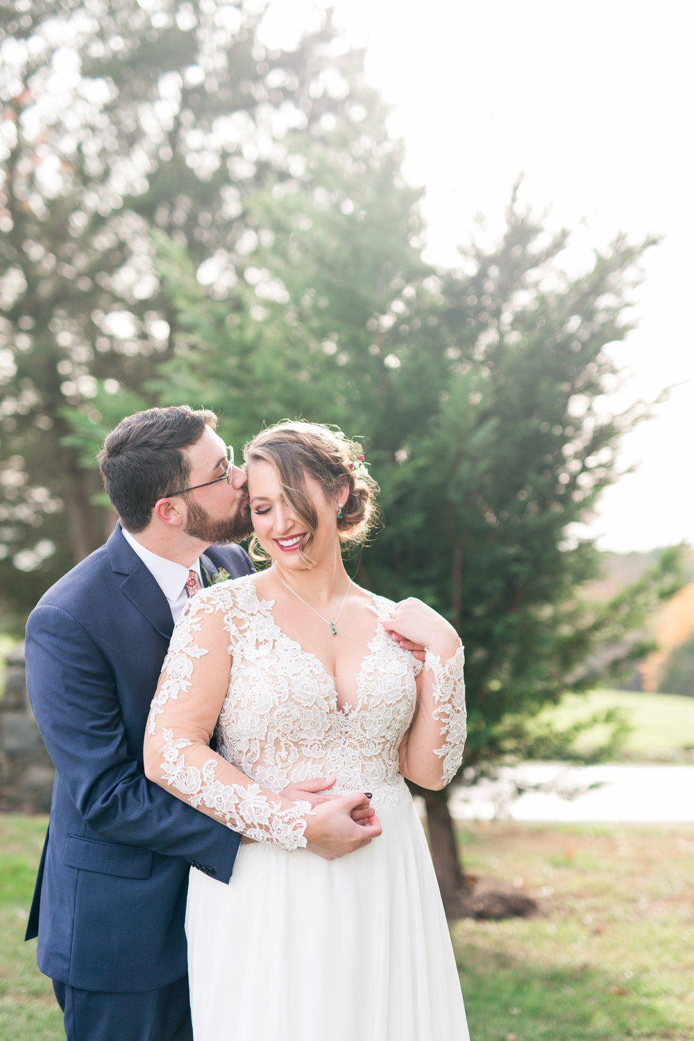 Lynchburg Virginia Wedding Photographer || Central Virginia Wedding Photos || The Trivium Estate Wedding || Ashley Eiban Photography || www.ashleyeiban.com