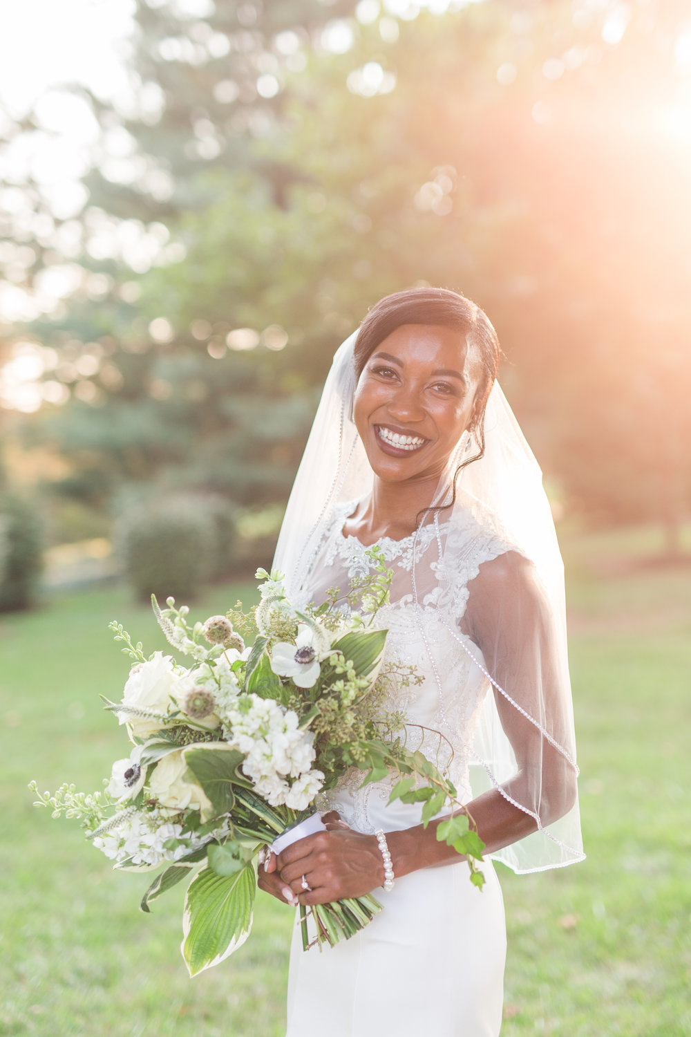 What to expect for your Bridal Portraits || Lynchburg, VA Wedding Photographer
