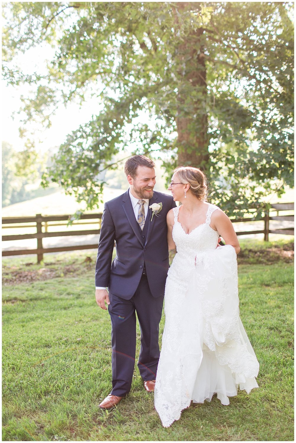 Knight's Gambit Vineyard Wedding in Charlottesville, Virginia || Central VA Winery Wedding Photographer