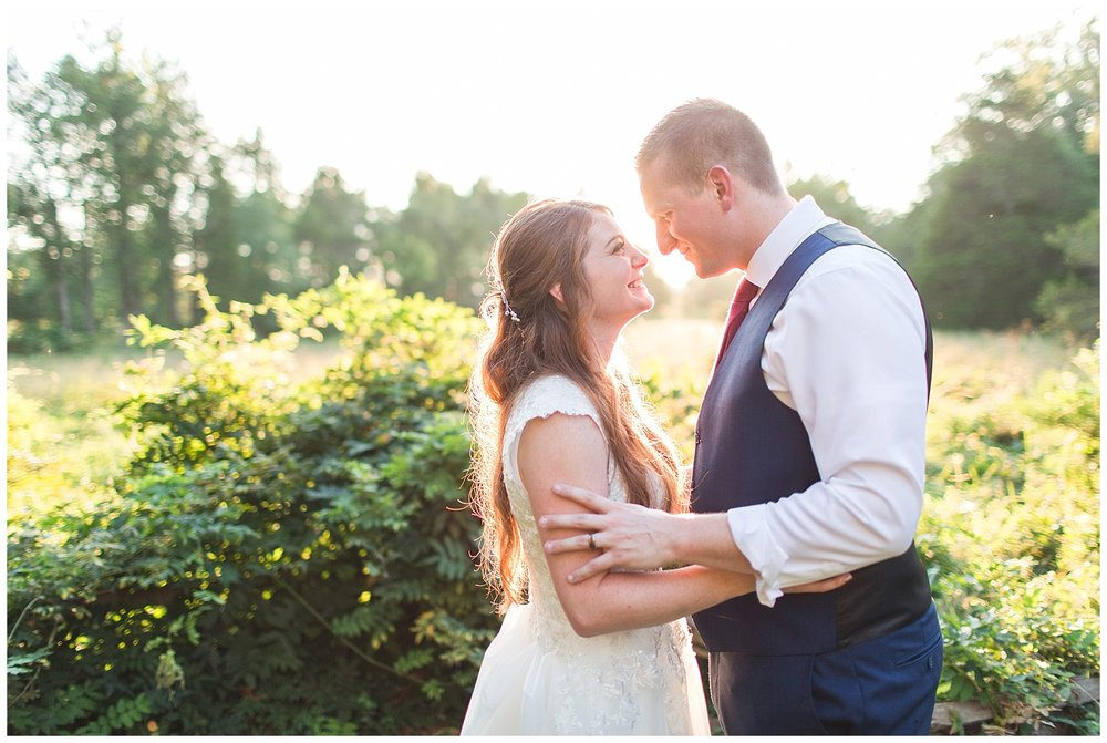 Wedding at Murray Hill in Leesburg, Virginia || Leesburg, VA Wedding Photographer || Ashley Eiban Photography
