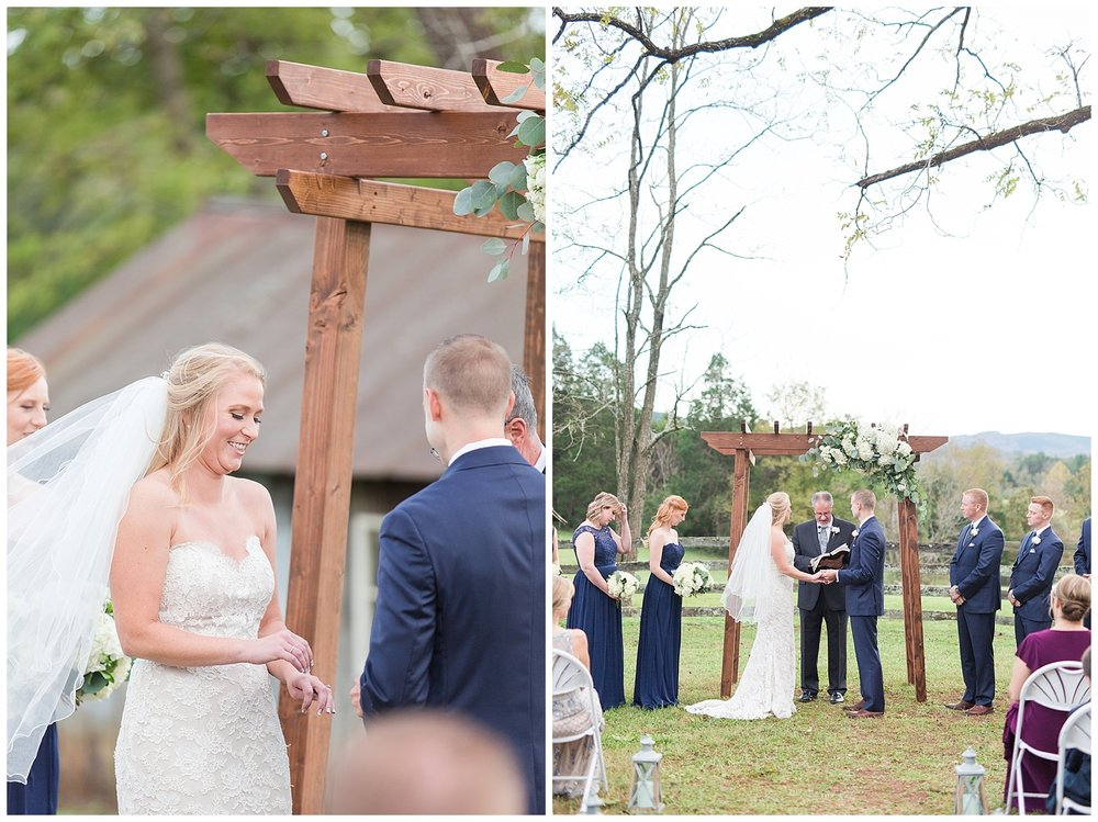 Sorella Farms Wedding in Evington, VA || Lynchburg, VA Wedding Photographer || Central VA Wedding Photos