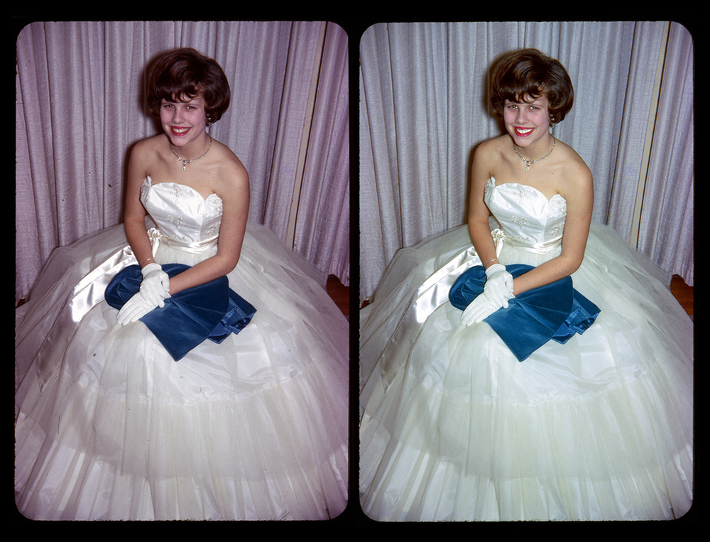 Film Restoration   High resolutions scanning and photo retouch