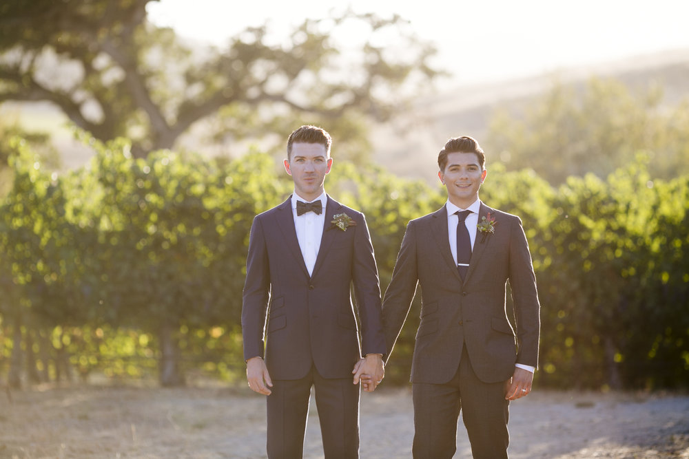 ERIC + MATT / Vineyard Estate