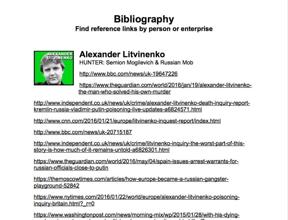 Poke The Bear Bibliography PDF