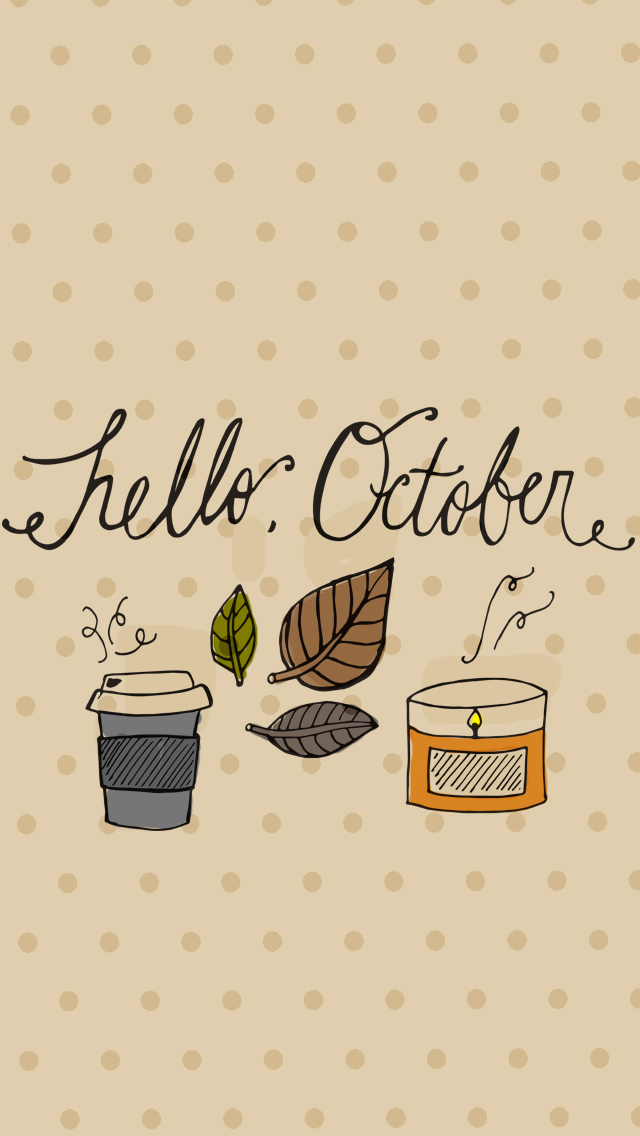 """Hello, October"" 2"