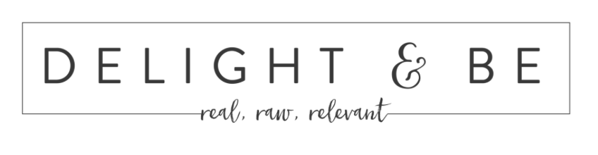 Delight & Be Blog | Design Featured
