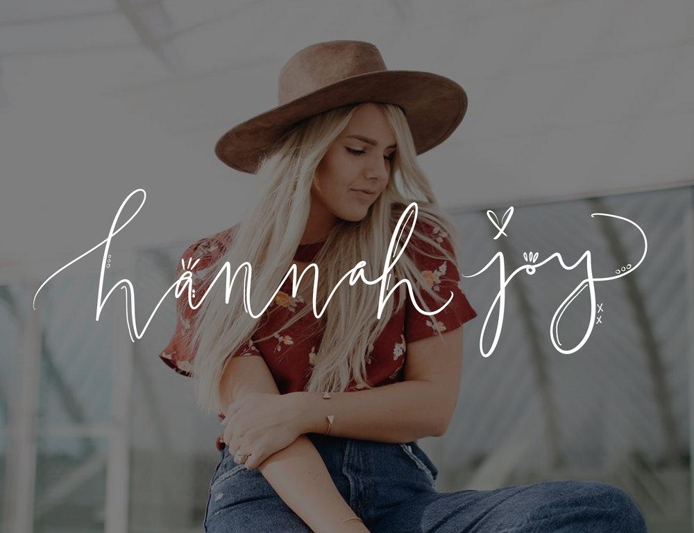 Hannah Joy | Blog