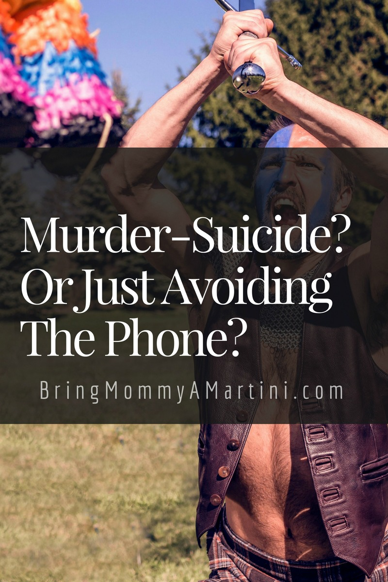 Blog - murder suicide or just avoiding the phone.jpg
