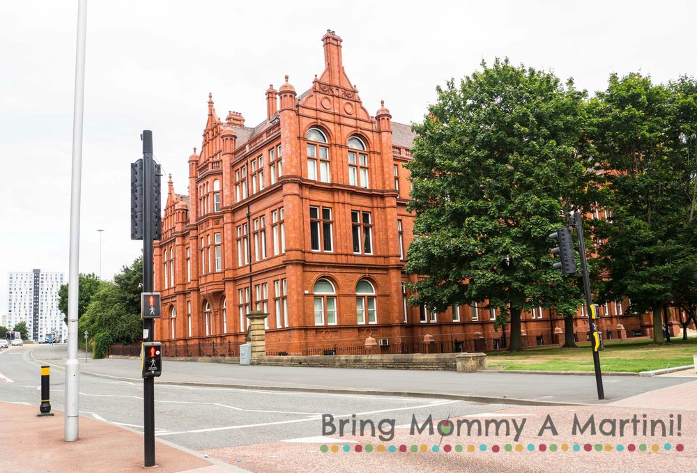 The Salford Museum and Art Gallery, home of the Salford Local History Library, where the majority of our research was done.