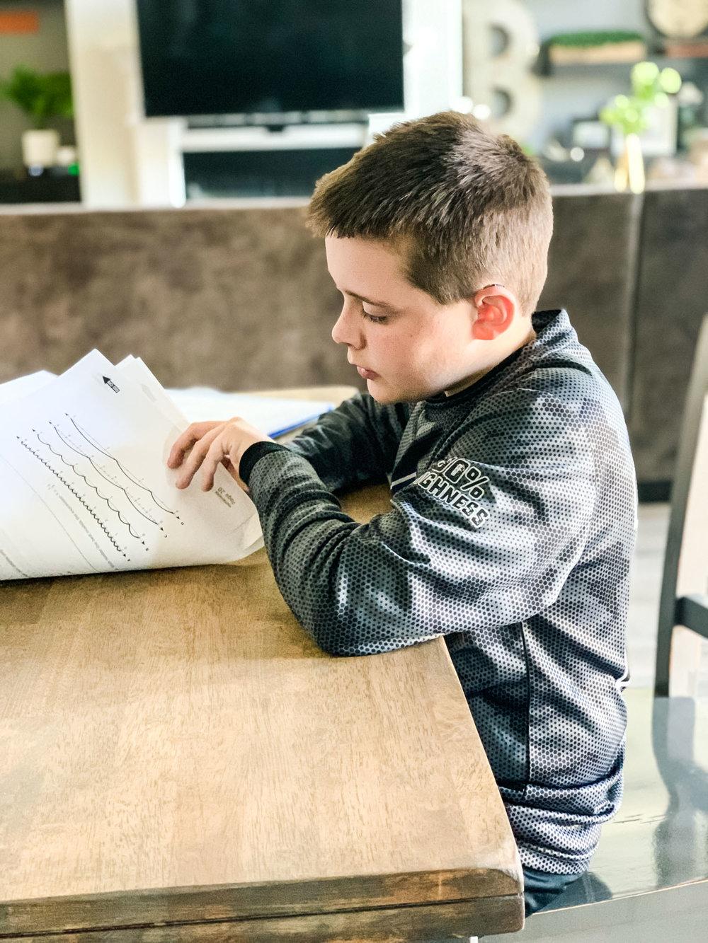 homework-plan