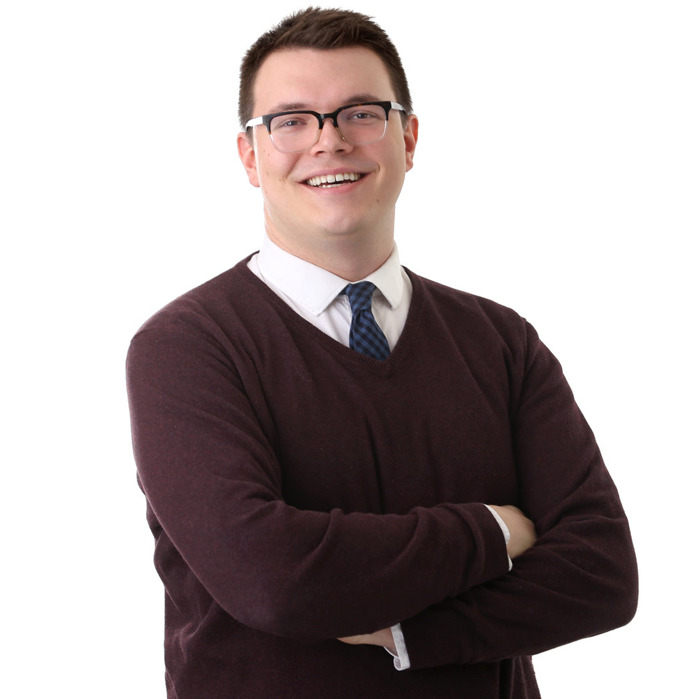 Ryan O'Grady  Finance and HR Manager