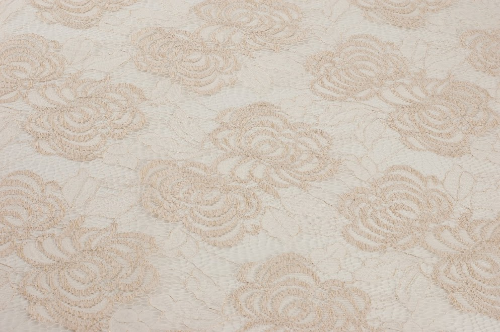 Ivory Gold Hyde Park II Lace