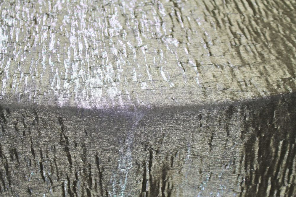 Silver Shimmer Crush