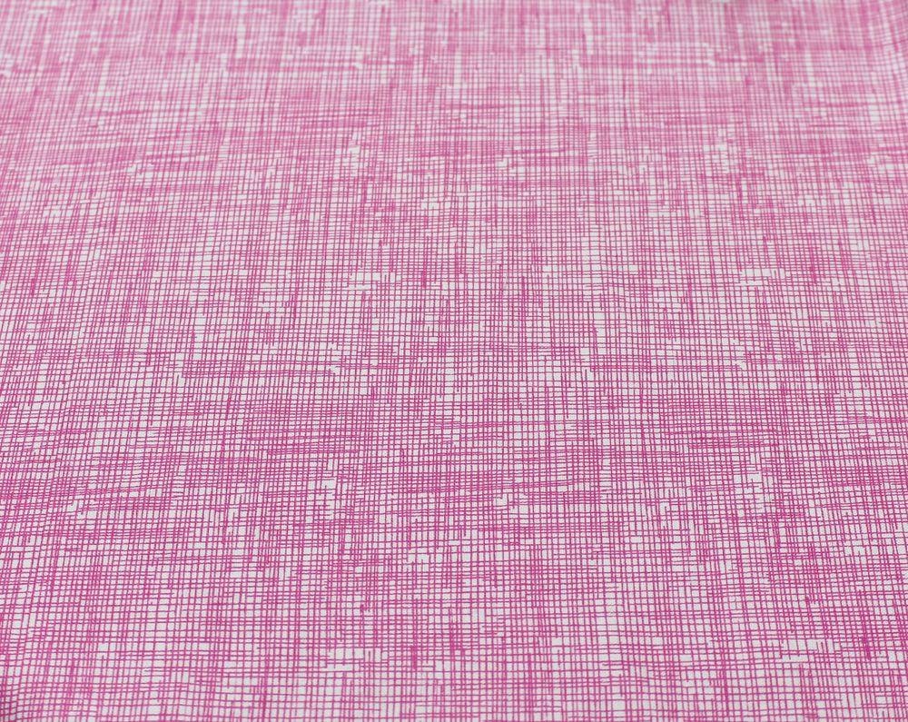 Fuchsia Scribble Print