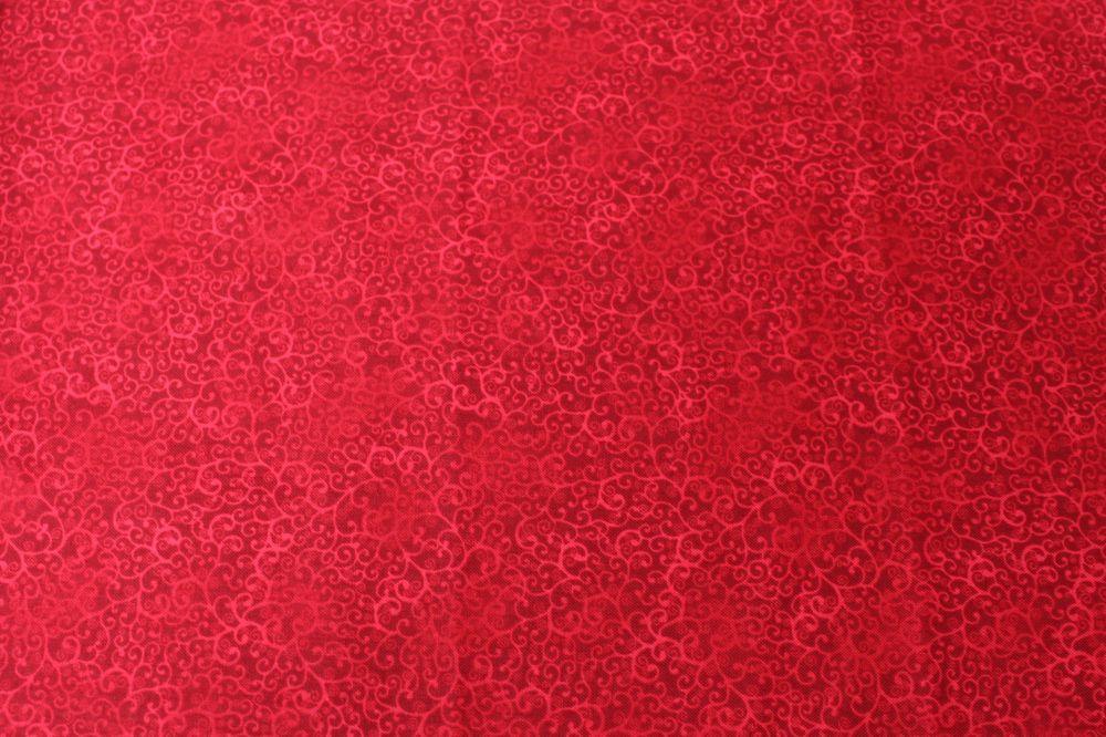 Red Christmas Print