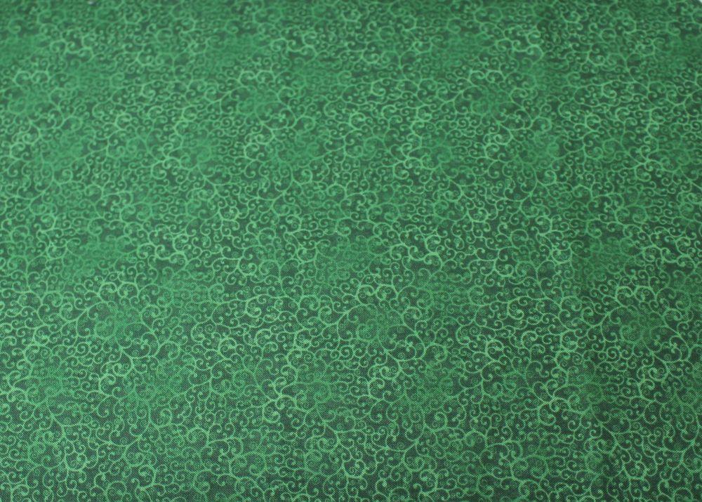 Green Christmas Print