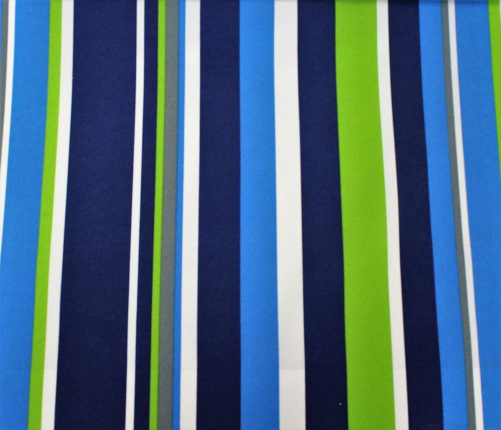 Multi Color Topanga Stripe