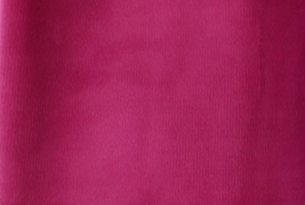 Fuchsia Suede