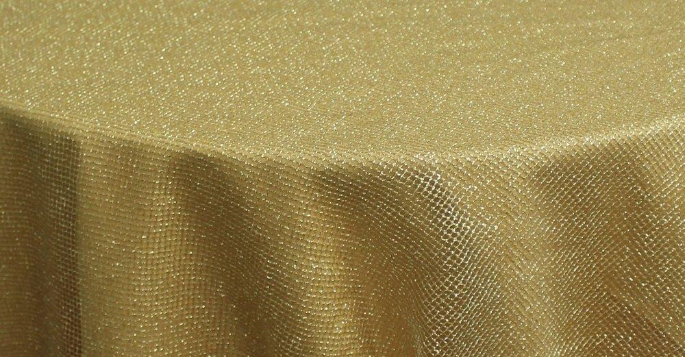 Gold Net Overlay