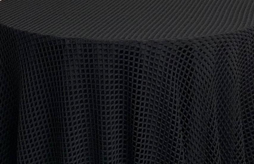 Black Jersey Net