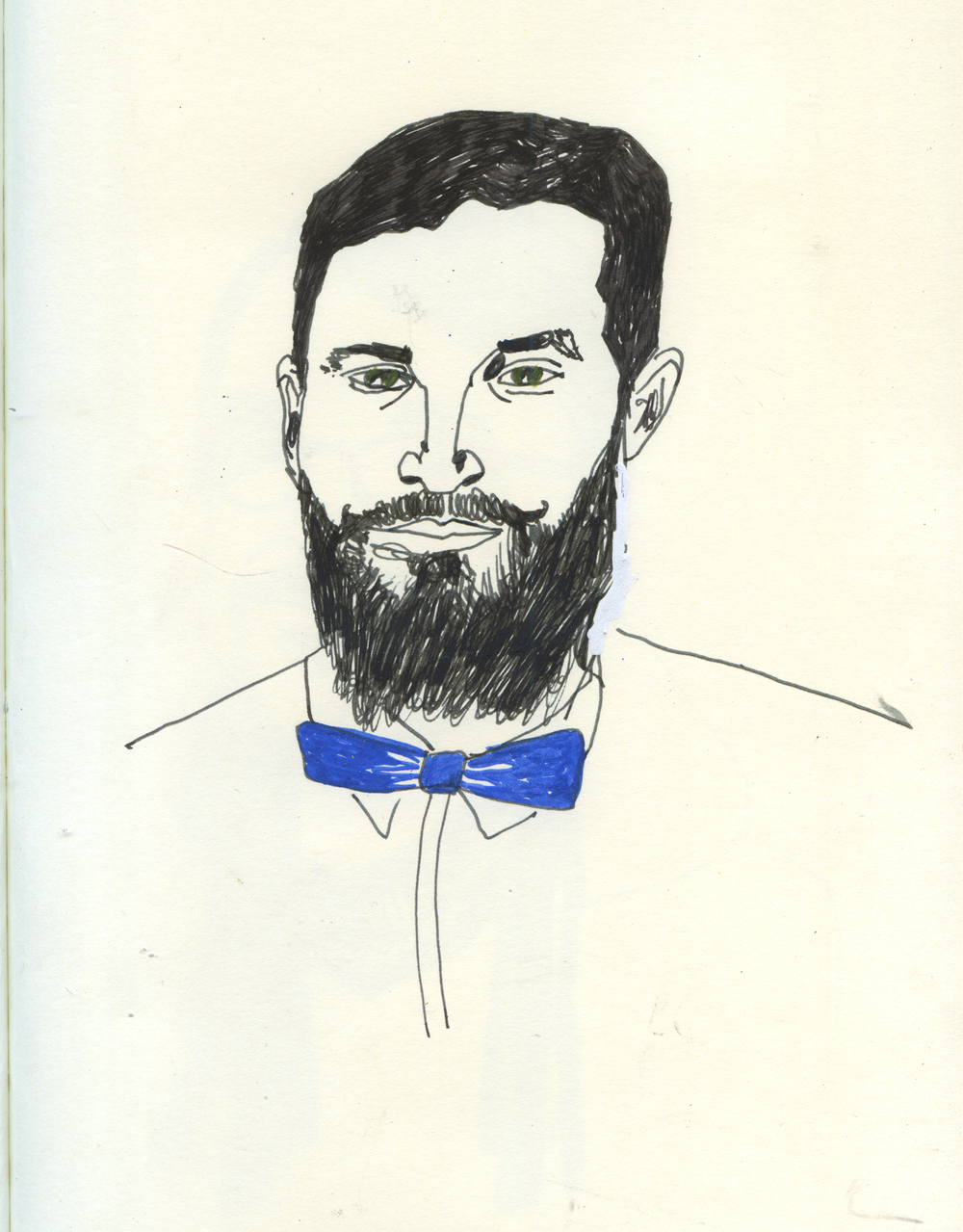 Scarosso, Shoe Brand, Berlin. A series of portraits of men for their website