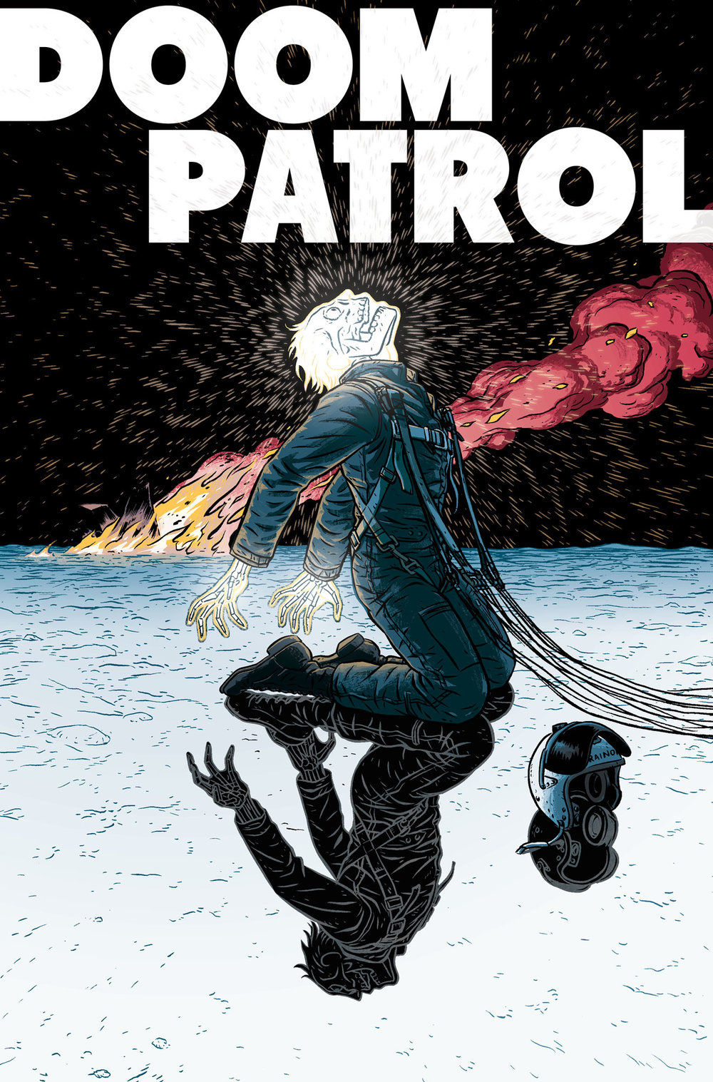 Doom Patrol - Issue 2