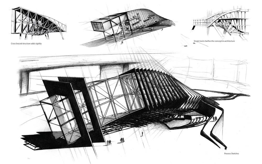 Drawings by Artur Nesterenko