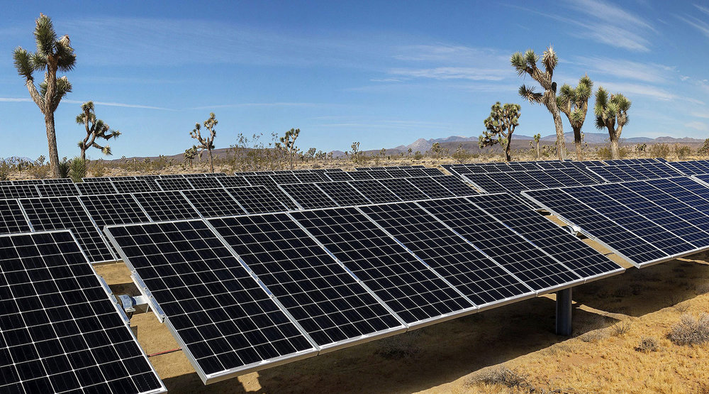 The Off-Grid Solar Array at CasaPlutonia's Site