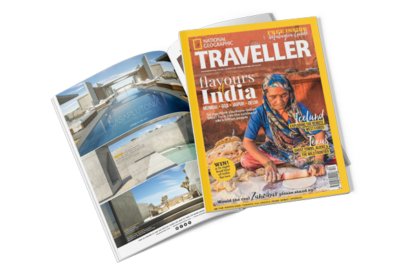 NAT GEO TRAVELLER MAGAZINE | 12/2016