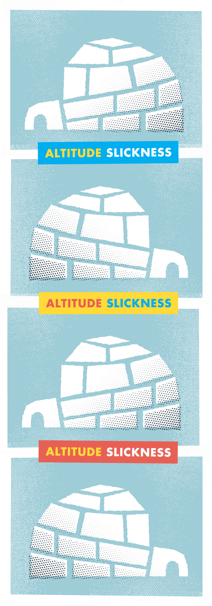 Altitude Slickness