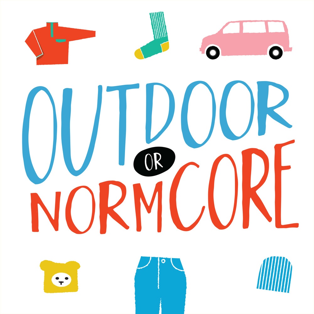 Outdoor or Normcore?