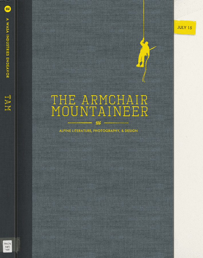 The Armchair Mountaineer